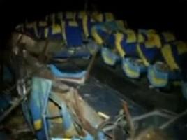 Accident grav in Bolivia. 20 de oameni au murit dupa ce un autobuz a cazut intr-o prapastie