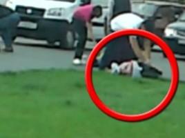 O femeie a fost jefuita dupa ce a fost accidentata de o masina