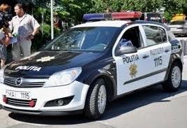 Trei politisti au fost demisi dupa incidentul de linga salonul auto KIA