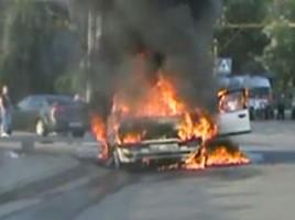 O masina a ars complect la Budesti