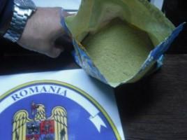 Canabis depista în ruta Italia - Chişinău