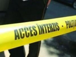 Un cadavru a fost gasit astazi linga gunoistea de pe strada Dimo
