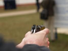 Casierul unui schimb valutar rănit în urma unor împușcături, efectuate de o personă necunoscută
