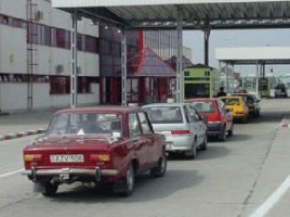 Un grup de emigranți au ajuns pe mâna poliției după ce au incercat să treacă ilegal în Republica Moldova