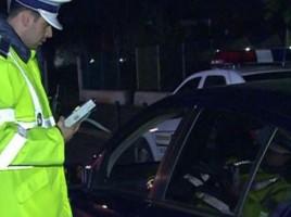 """Operațiunea """"Zero Grade"""": 75 de șoferi au fost prinși la volan, în stare de ebrietate"""