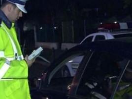 """""""Nopți albe"""" în Chișinău: 12 şoferi, prinşi în timp ce conduceau beţi"""