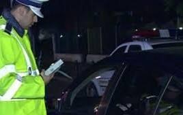În 72 de ore au fost prinși 100 de șoferi beți la volan