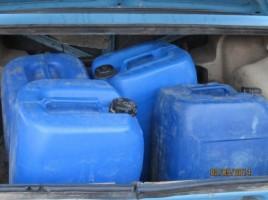 Acool etilic in cantitate de 175 litri a fost retinut la frontiera cu Ucraina