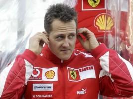 Dosarul medical al lui Michael Schumacher a fost furat şi scos la vânzare