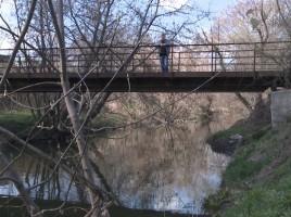 Scandal pe malurile Bîcului! Lucrările de curăţare a râului au fost blocate de ecologişti