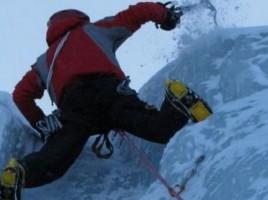 Cinci alpinişti francezi