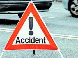 Accident pe strada Albisoara. Trei masini s-au ciocnit in lant. Cum s-a produs incidentul. VIDEO