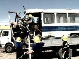 Accidentele se tin lant in transportul public din Moldova. Sicriele de pe rute.