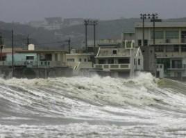Momente de groaza in Japonia: Patru persoane au murit, iar alti sunt dati disparuti in urma unui taifun puternic