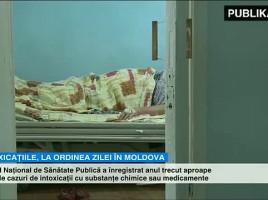 ALARMANT! Tot mai multe persoane ajung la spital cu intoxicaţii