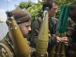 Cei care luptă împotriva Kievului sunt mercenari ruşi