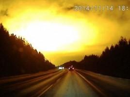Lumina misterioasa care a aparut pe cerul Rusiei timp de 11 secunde si care a speriat oamenii
