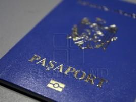 O tânără din Ştefan Vodă a vrut să ajungă în Ucraina cu paşaportul surorii sale.