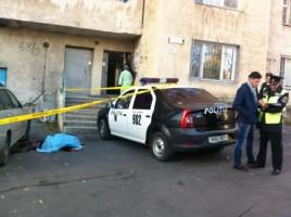 Sinucidere in Chisinau. Un barbat de 33 de ani s-a aruncat in gol