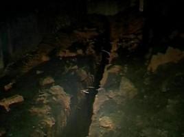 Ce au descoperit localnicii in timp ce sapau un sant? 27 de BOMBE, in fata unei case de locuit din Anenii Noi.