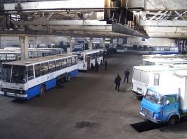 Autobuzele din Chişinău sunt atât de vechi încât fiecare al doilea se defectează zilnic
