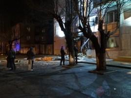 EXPLOZIE puternică într-o clădire din centrul oraşului Odesa