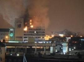 Stare de urgenta in Cecenia! 7 teroristi si 6 politisti au murit