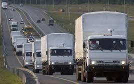 convoi umanitar din rusia