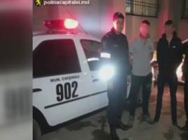 Un taximetrist din Drochia a fost atacat de 2 minori