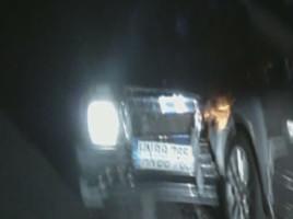 Accident pe traseul Chişinău-Leuşeni. Vinovat ar fi un poliţist care a urcat beat la volan (VIDEO)