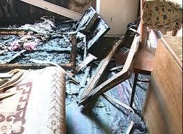Incendiu la un apartament de la ciocana