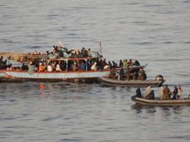 Peste 2.000 de decese în rândul imigranților pe Marea Mediterană în 2015