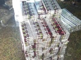 Contrabanda la Sculeni-două milioane de ţigări