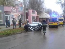 accident utier la Cahul. 4 masini avariate