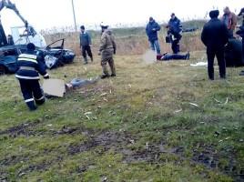 Accident grav la Cahul. 2 barbati au decedat
