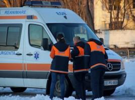 Accident rutier grav la Balti cu implicarea unui pieton