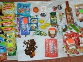 Retinere- 8 minori, ce au spart 5 magazine din Mingir