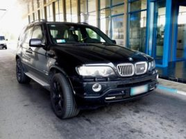 Retinere- un sofer cu BMW cu acte false