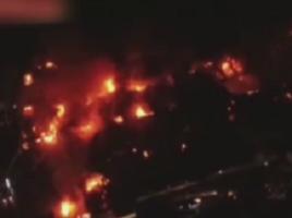 Incendiu la o petrecere din Soroca. Un copil de 2 ani a decedat.