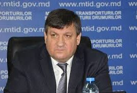 Ministrul Transporturilor, Iurie Chirinciuc, escortat la CNA