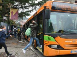 Un moldovean a urcat beat la volan si a lovit un autobuz scolar pe o strada din Italia.