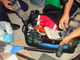 Contrabanda cu piese auto la CostestiContrabanda cu piese auto la Costesti