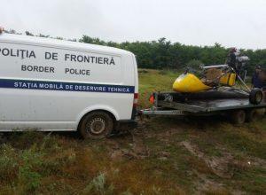 Ingeniozitatatea moldovenilor- contrabanda cu tigari, cu deltaplan