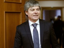 Fostul viceministru al Economiei Valeriu Triboi a fost condamnat la 1 an si 4 luni