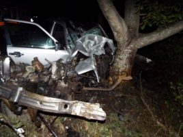 Accident grav pe traseul Chisinau-Soroca. un mort si 2 persoane in stare grava