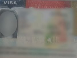 Vize SUA false la aeroportul Chisinau