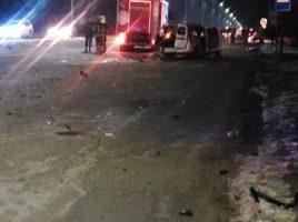 Accident teribil in capitala