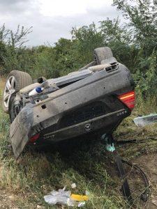 Acciden rutier Igor Dodon